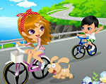 Cycling Go Out Dress Up