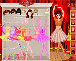 Miss Ballerina Dress Up