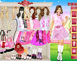 Poodle Style Dress Up