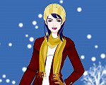 Winter Girl Dress Up