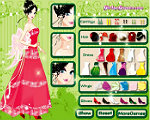 Spring Princess Dress Up