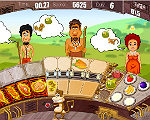 Time Machine: Stone Age Cooking